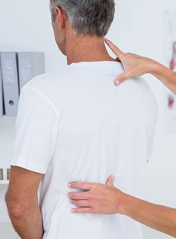 posture evaluation chiropractor burbank