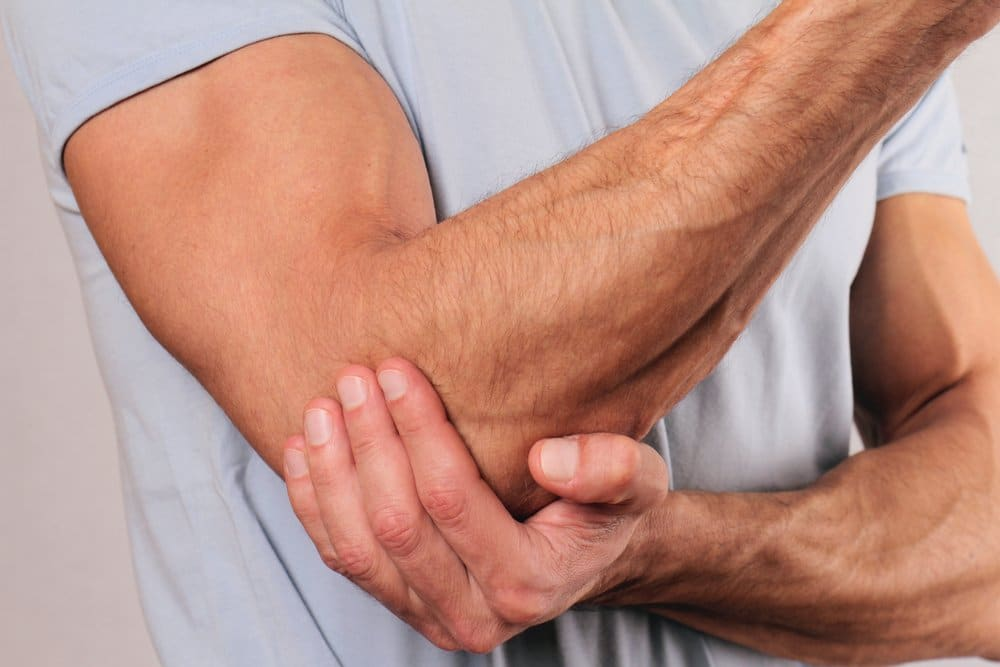 Tennis and Golfer's Elbow Pain Chiropractor in Burbank