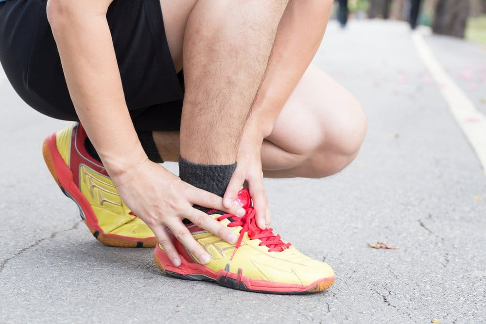 Burbank Chiropractor Discusses Achilles Tendonitis Treatment